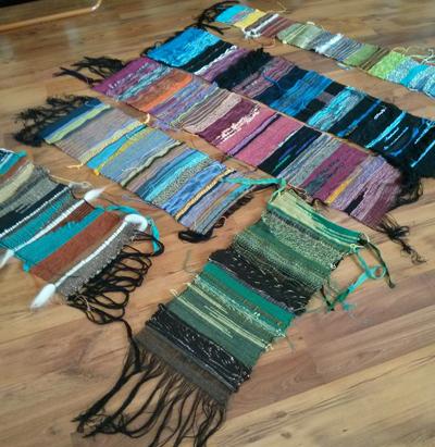weekend weaving