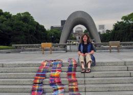 SAORI Peace Weave - Hiroshima, Japan