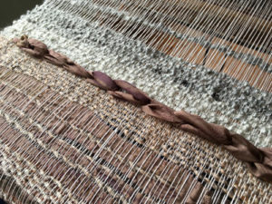 Learn to weave at the SAORI Salt Spring studio.