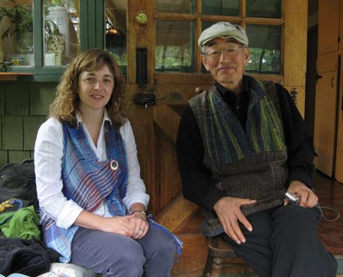 Eiji Jo and Terri Bibby
