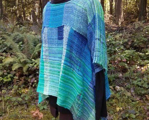SAORI Weaving and Clothing Design