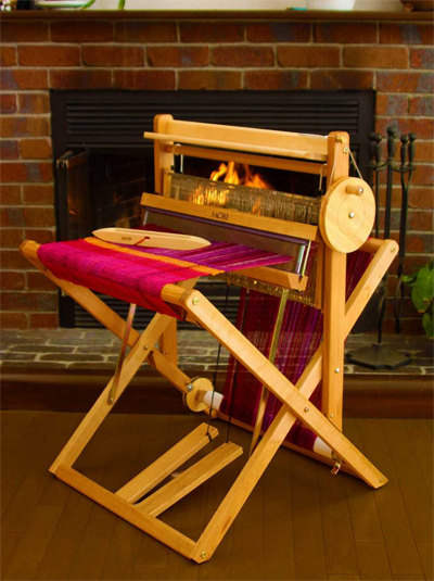 SAORI Weaving Equipment available for every weaving requirement!