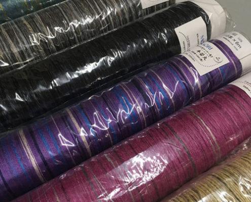SAORI Weaving Equipment is also available on SAORI Salt Spring Etsy Shop.